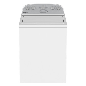 19kg Top Load Washer In White