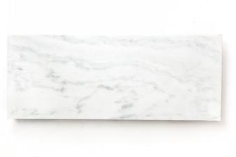 Tesoro Bianco Marble Slab (Per Square Foot)