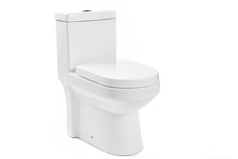 Select One Piece Toilet in White