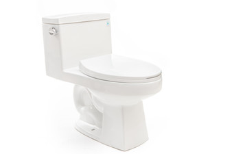 Select One Piece Toilet in White (06MUY-MY2192)
