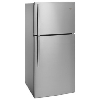 WRT519SZDM 19.7 cu.ft. Top Mount Refrigerator in Silver