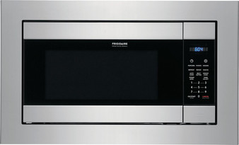 Frigidaire Professional 2.2 Cu.Ft. Built-In Microwave in Stainless