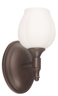 03039-9 1 Light Wall Sconce in Oil Rubbed Bronze