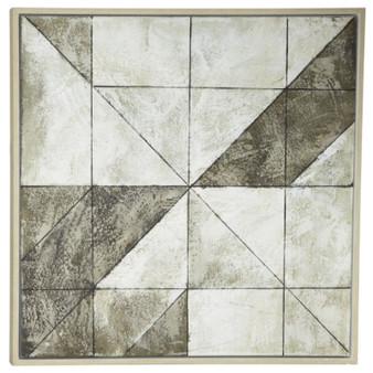 47466 Framed Canvas Wall Art