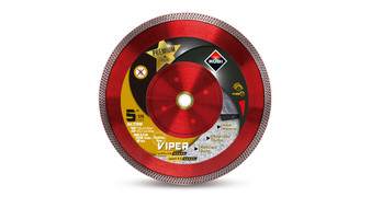 Rubi Viper #31949 125 mm Diamond Dry Saw Blade