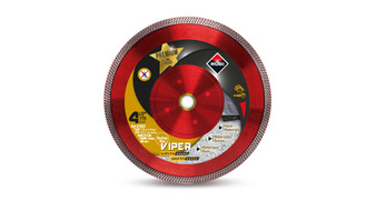 Rubi Viper #31927 100 mm Diamond Dry Saw Blade