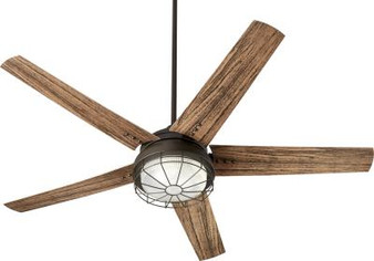 "Westland 60"" Outdoor Ceiling Fan in Oiled Bronze"