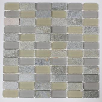 #CS050 Glass and Stone Mosaic