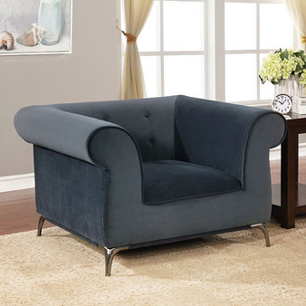 Gresford Chair in Grey