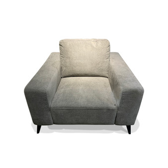 1 Seater Sofa Chair in Stone