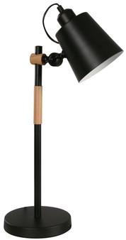 05509 1 Light Table Lamp in Black