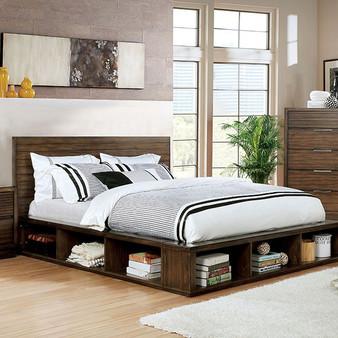 Torino King Bed