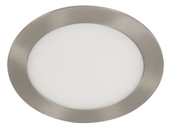 04632 6W LED Recessed Light in Satin Nickel