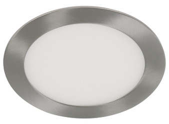 04633 12W LED Recessed Light in Satin Nickel