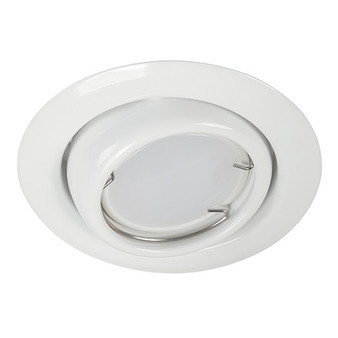 05512 LED Recessed Light in Shiny White