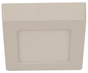 20796 6W LED Recessed Light in White