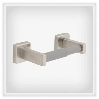 Century Toilet Paper Holder in Stainless Steel