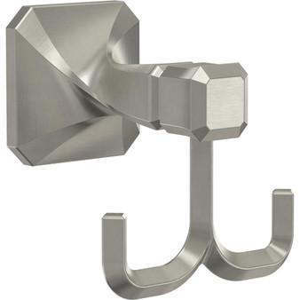 Napier Multi Purpose Hook in Satin Nickel
