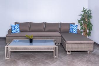 TLC1750 3 Piece Outdoor Sofa Set