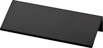"Modern Edge 3"" Cabinet Pull in Flat Black"