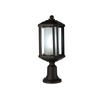 8846P Outdoor Post Mount Light in Oil Rubbed Bronze