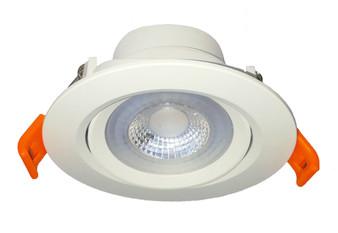 LS04-6K LED Spot Light in White