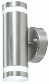 7745 Outdoor Wall Sconce in Satin Nickel
