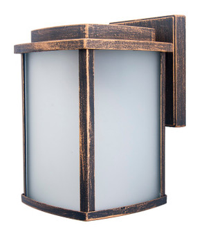 8055W Outdoor Wall Sconce in Black