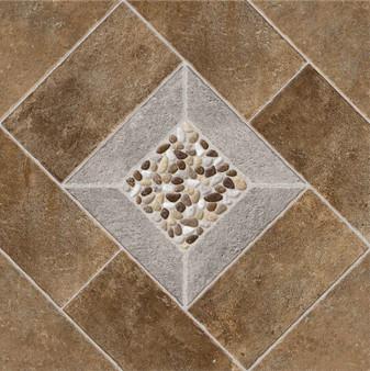 """Pisani Plus MRE 18""""x 18"""" Ceramic Floor Tile"""