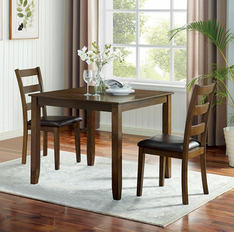 Gracefield 3 Piece Dining Set