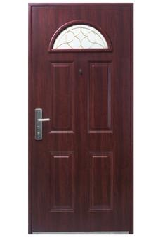 """MX1B9603FA LH 36""""x80"""" Steel Security Door"""