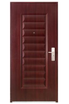 "MX1N2173FA RH 36""x80"" Steel Security Door"