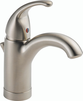Tunbridge Lavatory Faucet in Brushed Nickel