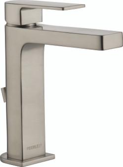 Xander Hi-Arc Faucet in Brushed Nickel