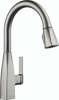 Xander Kitchen Faucet in Stainless Steel