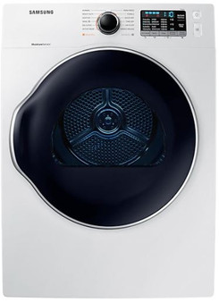 Samsung 11kg Front Load Dryer in White