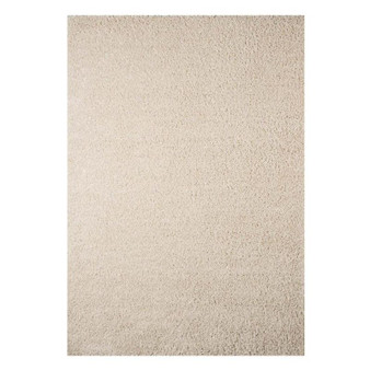 Caci Snow 5' x 7' Rug in Beige