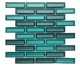 "JMG20001 12"" Glass Mosaic Tile"