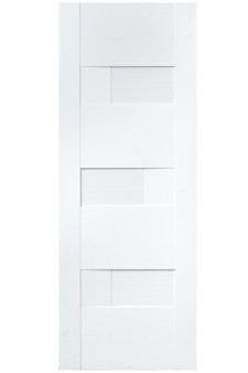 "OPH304 36""x80"" Hollow Core Door in White"