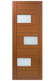 "OPH306 32""x 80"" Hollow Core Door in Teak"