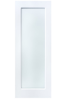 "OPL021 32""x80"" Hollow Core Door in White"