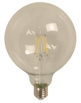 21360 4W G125 6000K LED Bulb
