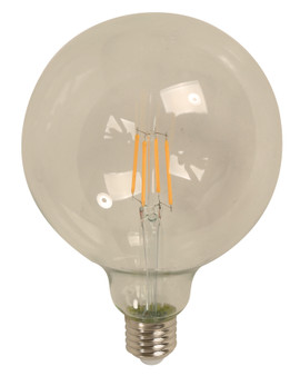 21361 4W G125 2700K LED Bulb
