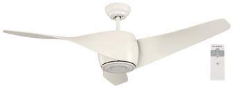 "22066 52"" Indoor Ceiling Fan in White"