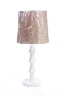 AT10 Table Lamp in White