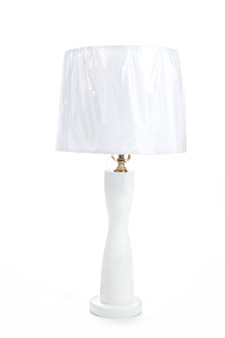 AT02 Table Lamp in White