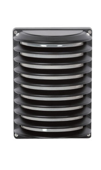 H8003 Outdoor Wall Sconce in Black