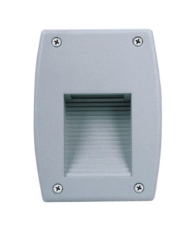 E5028 LED Outdoor Step Light in Dark Grey