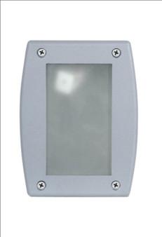 E5029 LED Outdoor Step Light in Dark Grey