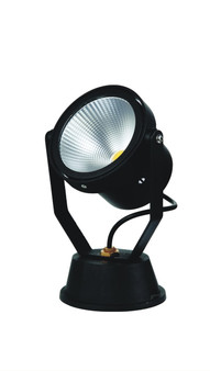 A1103 LED Outdoor Spot Light in Black